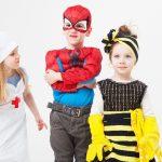 トリックオアトリート!ハロウィンの衣装で子どもをお化けに変身させよう!